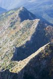 Alpi ligure, Italia Fotografia Stock