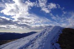 Alpi meravigliose Immagine Stock Libera da Diritti