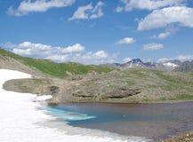 Alpi meravigliose Fotografia Stock Libera da Diritti
