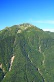 Alpi Mt. Senjougatake del Giappone Immagini Stock