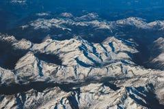 Alpi nell'ambito della manifestazione Fotografia Stock