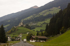 Alpi paesaggio, Austria Immagini Stock