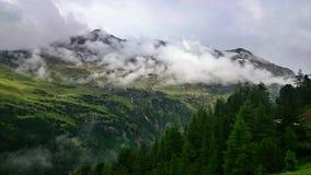 Alpi paesaggio, Italia Fotografia Stock Libera da Diritti