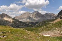 Alpi, regione di Francia, Italia, Svizzera Immagine Stock Libera da Diritti