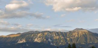 Alpi in sanguinato in, la Slovenia Fotografia Stock Libera da Diritti
