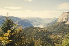 Alpi sceniche Immagine Stock Libera da Diritti