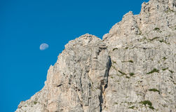 Alpi slovene Fotografia Stock