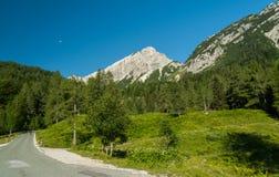 Alpi slovene Immagine Stock