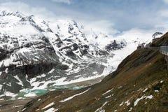 Alpi Snow-capped Immagini Stock