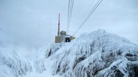 Alpi in Svizzera Immagini Stock Libere da Diritti