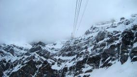Alpi in Svizzera Fotografia Stock
