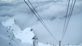 Alpi in Svizzera Fotografie Stock Libere da Diritti