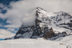 Alpi Svizzera Immagine Stock