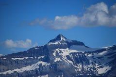 Alpi svizzere Fotografia Stock Libera da Diritti