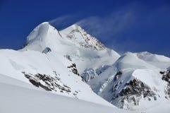 Alpi svizzere Fotografie Stock Libere da Diritti