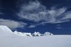 Alpi svizzere Immagini Stock