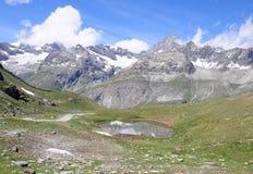 Alpi svizzere. Immagine Stock Libera da Diritti