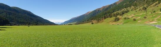 Alpi svizzere, Berner Oberland Immagine Stock Libera da Diritti