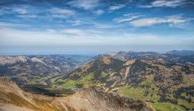 Alpi svizzere III Immagini Stock Libere da Diritti