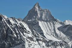 Alpi svizzere. Il Matterhorn Fotografia Stock