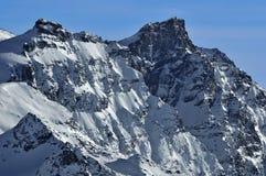 Alpi svizzere il Ruinette Fotografia Stock Libera da Diritti