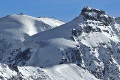 Alpi svizzere. Ruinette Immagini Stock