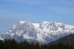 Alpi tedesche Fotografie Stock