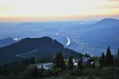 Alpi tedesche - Berchtesgaden Immagini Stock
