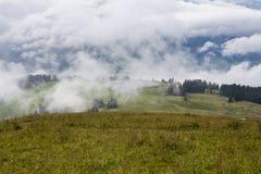 Alpi tirolesi Immagine Stock