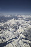 Alpi in winter Stock Photography