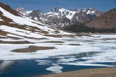 Alpien Landschap Royalty-vrije Stock Afbeelding