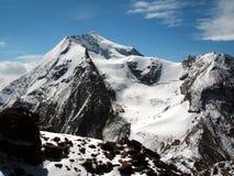 Alpiene Berg royalty-vrije stock afbeelding