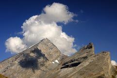 Alpiene Preaks royalty-vrije stock fotografie