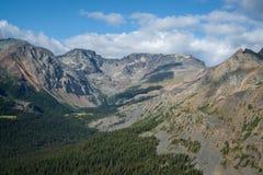 Alpiene Scène - Babine Mountain Range Stock Fotografie