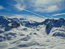 Alpiene vrede Royalty-vrije Stock Afbeeldingen