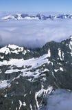 Alpiene waaier royalty-vrije stock foto