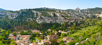 The Alpilles Stock Photo