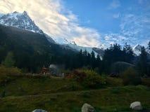 alpin by Royaltyfri Bild