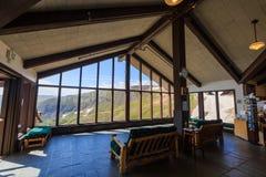 Alpin besökaremitt av Colorado Royaltyfri Foto