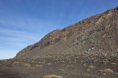 alpin crossingtongariro Fotografering för Bildbyråer