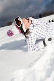Alpin del pattino Fotografia Stock Libera da Diritti