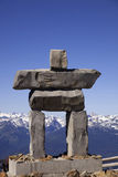 Alpin konst Royaltyfri Fotografi