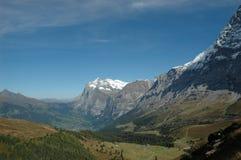 Alpin liggande Fotografering för Bildbyråer