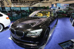 Alpina de BMW sur 64rd IAA Photo libre de droits