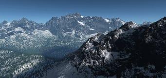 Alpine3 Fotografía de archivo
