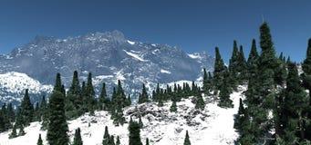 Alpine4 Imagen de archivo