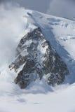 Alpine Gebirgslandschaft Stockfoto