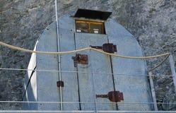 Alpine hut Royalty Free Stock Photos