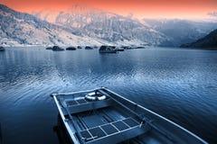 Alpine idyl Stock Photography