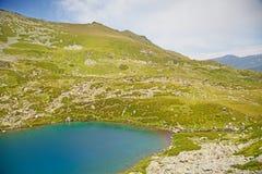 Alpine lake. Stock Photo